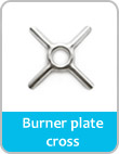 burner plate crossN