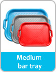 medium bar tray