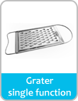 one grater