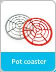 pot coaster