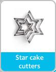 star cake cutters